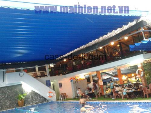 Nhận làm mái xếp – mái xếp lượn sóng – mái xếp di động giá rẻ , chất lượng và uy tín nhất tại Tphcm